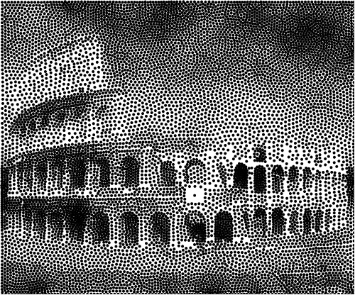 colosseum_stippled